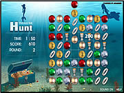 Treasure hunt game Gioco