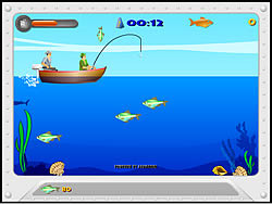 Fishing - Cast The Line game