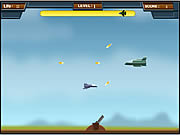 Play Bomber jet Game