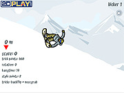 Play Snowboard stunts Game