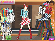 Play Youth style dressup Game