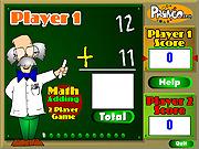Math Adding game