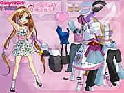 Play Kajitama dressup Game