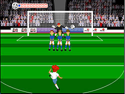 3G Free Kick game