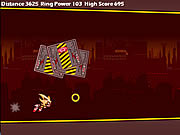Super Sonic Click game
