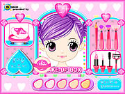 Play Makeup box Game