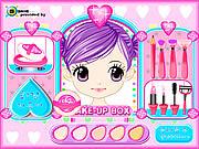 Makeup Box game