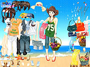 Play Hottest looks for girls summer Game