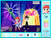 Play Dance party Game
