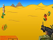 Schnappi Shooter game