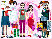 juego Aaron and Gabrielle Couple Dressup