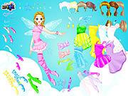 Play Fairy naida dressup Game