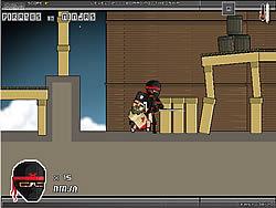 Pirates vs Ninjas game