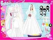 Fashion Bride Dressup game