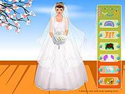 Jugar Romantic wedding gowns Juego