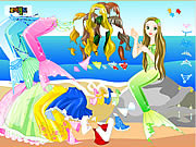 Play Mermaid 2 dress up Game