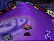 3D Hyperjet Racing game