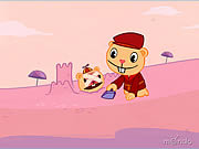 Watch free cartoon Happy Tree Friends - Water Way to Go
