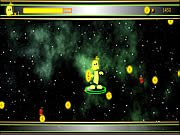 Play Blocky in space Game