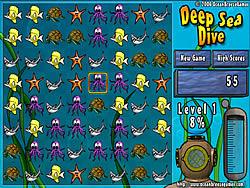Deep Sea Dive game