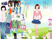 Jogar jogo grátis Daily Fashion and Style