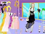 Chic Gown Dress Up παιχνίδι