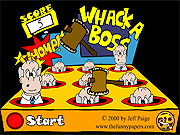 Play Whack a boss Game