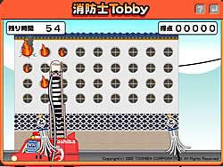 Fireman Tobby game