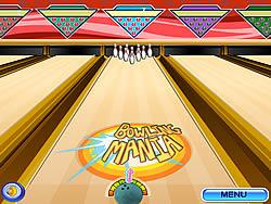 Bowling Mania game