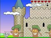 Castle Cat game
