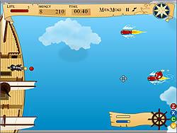 Pirate Blast game
