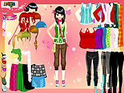 Fashion House Dress Up game