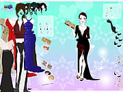 Gown purse dress up juego