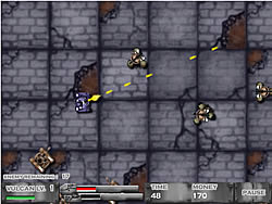 Shining Metal Defender game