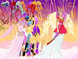 Gioca gratuitamente a Fairy Princess Dressup