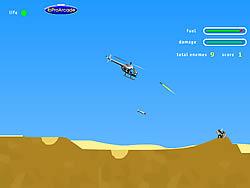 Desert Battle game