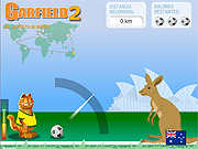 Garfield 2 game