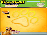 Garfield Food Frenzy game