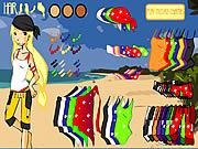 Beach dressup Spiele