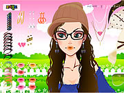Play Spring field make up Game