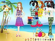 Play Miami beach dressup Game