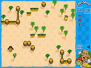 Pirate Treasure game