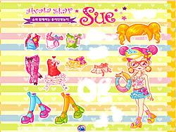 Gioca gratuitamente a Avatar Star Sue 2
