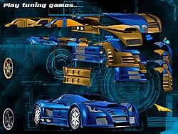 Permainan Blue Demon Car