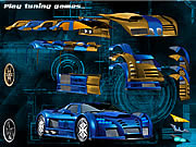 Play Blue demon car Game