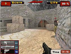 Mission Commando game