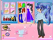 Play Juji dress up Game