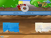 Trucks Fun game