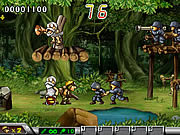 Play Metal slug rampage 4 Game