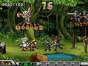 juego Metal Slug Rampage 4